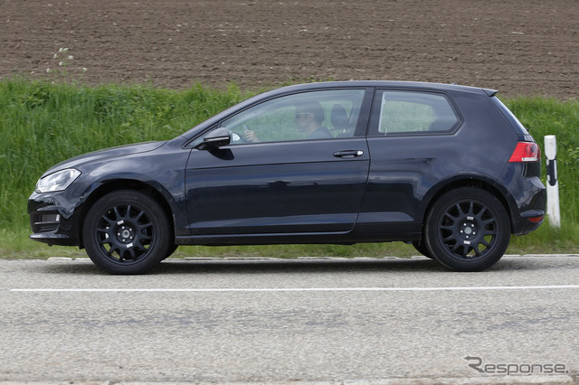 VW's new crossover SUV developed vehicles scoop