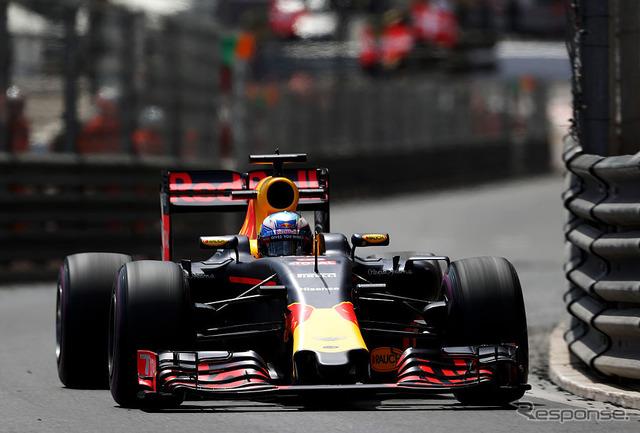 2016 F1 Monaco Grand Prix--free practice