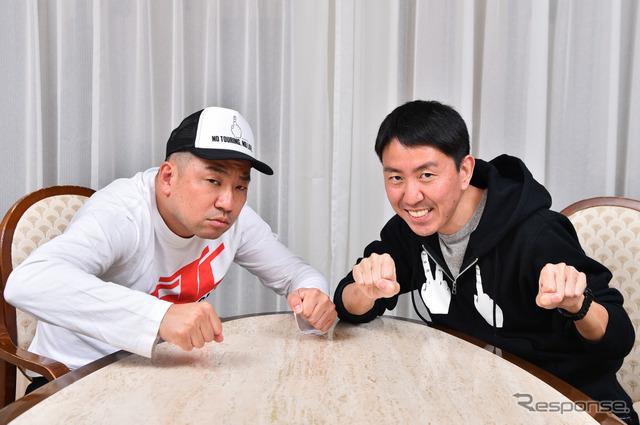 Tutorial Mitsunori Fukuda and laser Ramon RG Suzuka 8 hour tolerance for talk