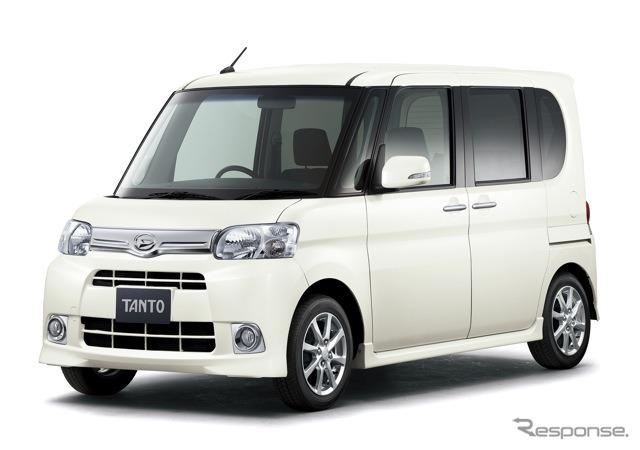 Daihatsu tanto (2013)