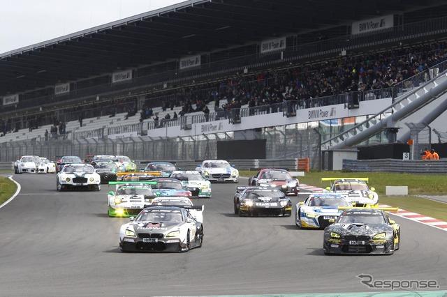 Nurburgring 24-hour race 2016