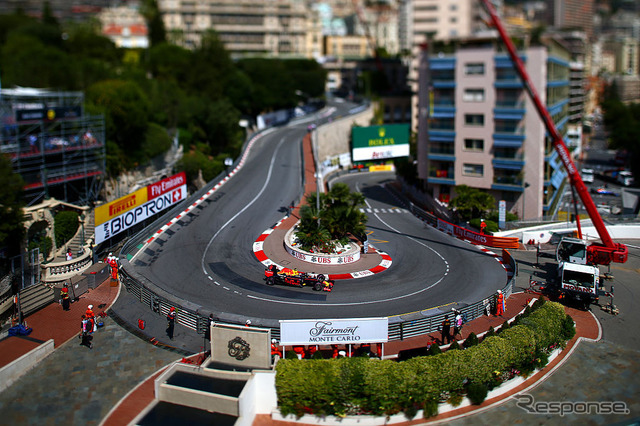 2016F1 Monaco GP qualifying