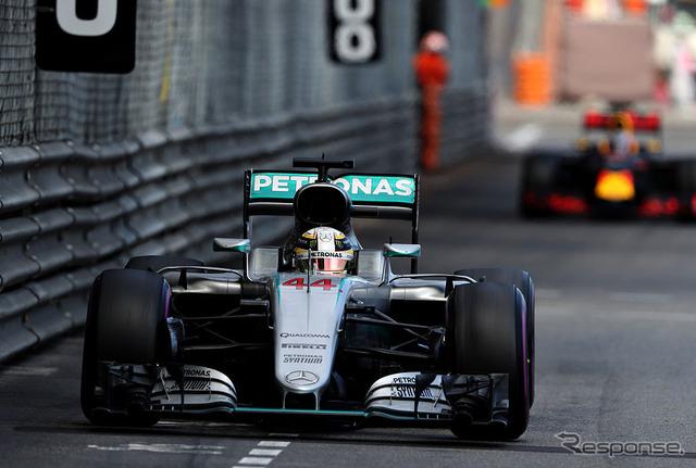 2016F1 Monaco Grand Prix--race