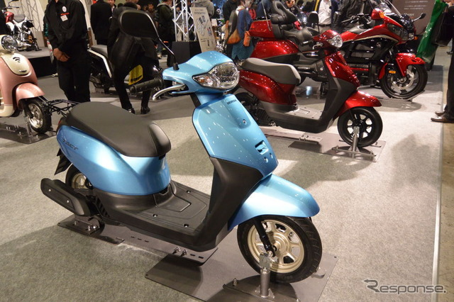 JAMA Survey of 3 no movement from (the reference image: Honda moped tact)