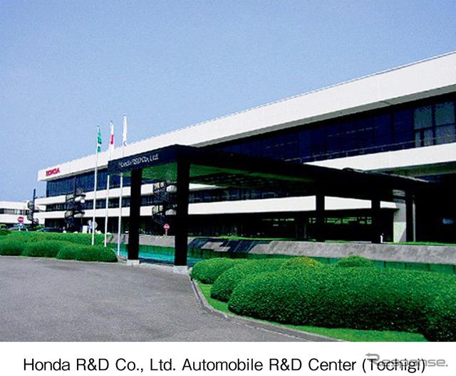 Mobil Honda teknis Research Institute R & D Center