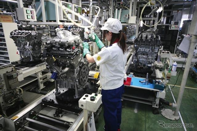 Suzuki Sagara plant