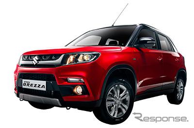 Suzuki Vitara Brush
