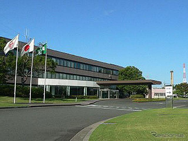 """مصنع تاهارا """"تويوتا موتور"""""""