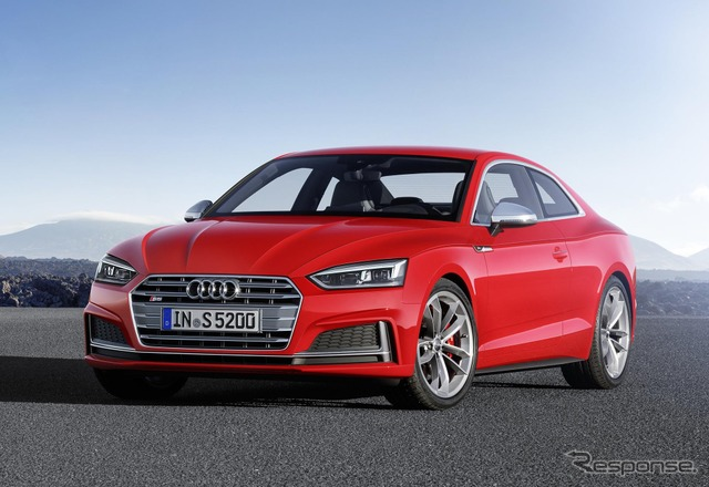 Audi S5 Coupe ใหม่