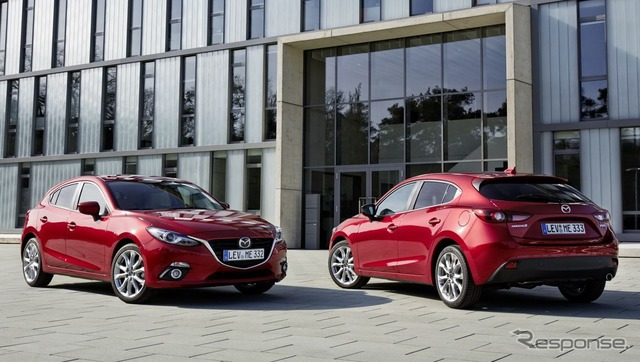 2016 Mazda 3 (Axela)