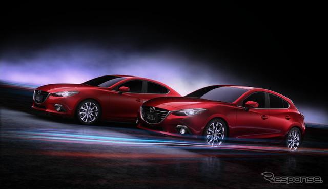 Mazda Axela (Chinese model)
