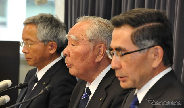 Fuel economy data corruption was to be reborn in a new CEO to start with team Suzuki Suzuki in the wake (8-Ministry)