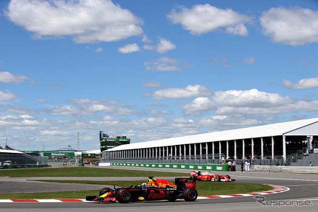 2016F1 Canada Grand Prix--free practice