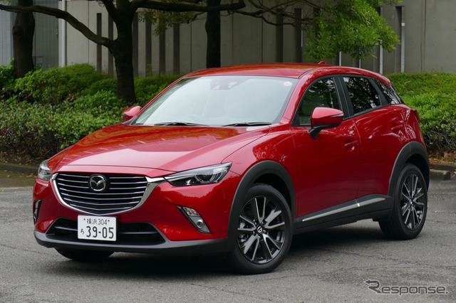 Mazda CX-3 XD touring L package-4 WD