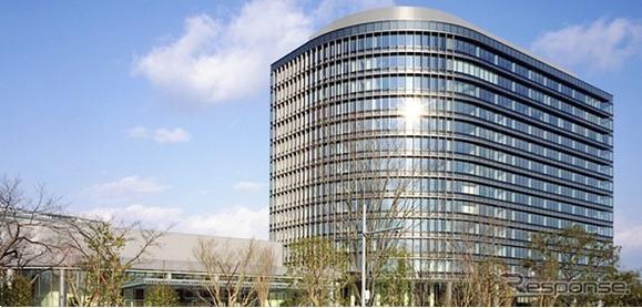 Toyota Motor Corporation Headquarters (stock image)