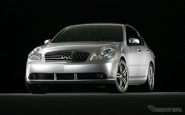 Infiniti M (the Nissan Fuga, in Japan)