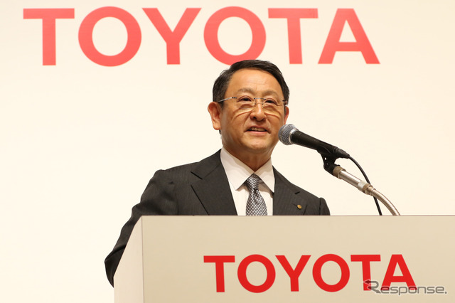 Toyota Motor Corp. President Akio Toyoda (images)