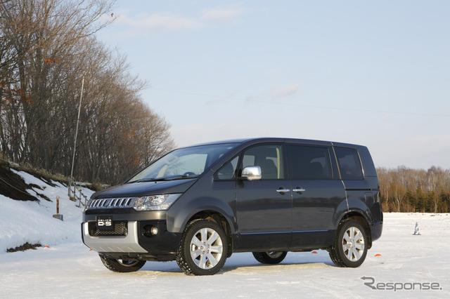 Mitsubishi Delica d: 5