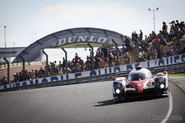 2016 Le Mans 24-hour race