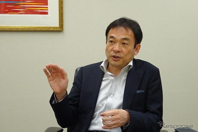 Honda teratani Kimiyoshi Futori officer Japan Division
