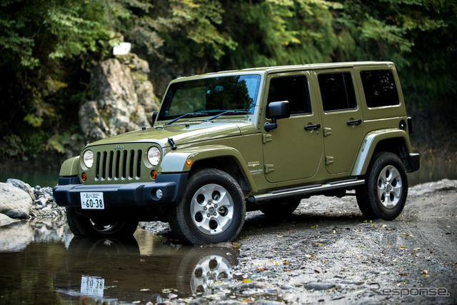 Jeep Wrangler Unlimited (2013)