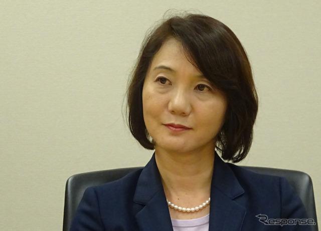 Honda Suzuki Asako officer