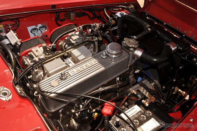 In 1966 Porsche 1600.