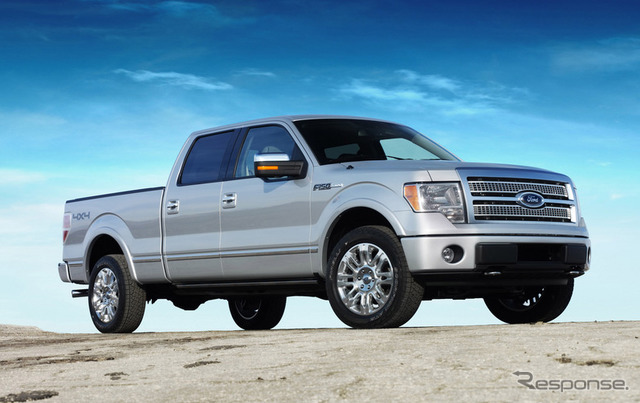 Its predecessor was the Ford f-150
