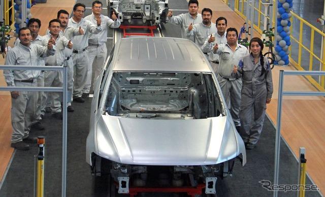 VW Tiguan new LWB white