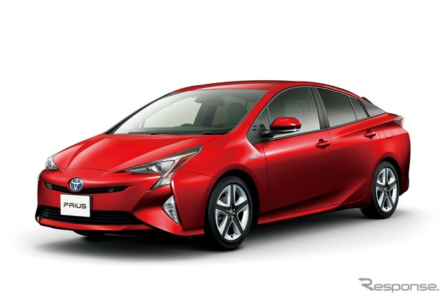 Toyota Prius (the reference image)