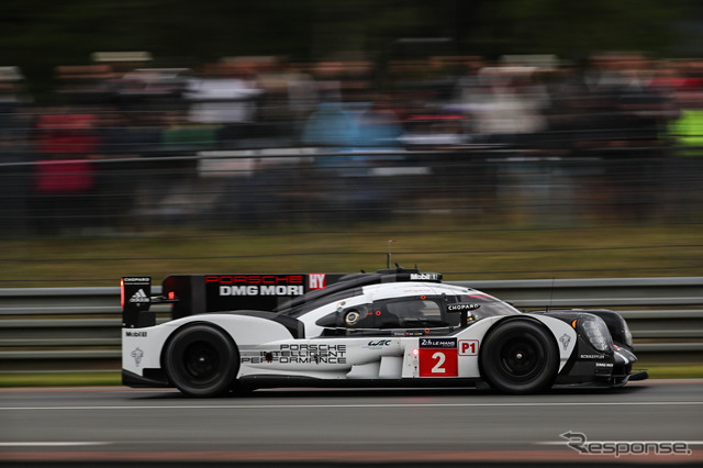 2016 Le Mans 24-hour race