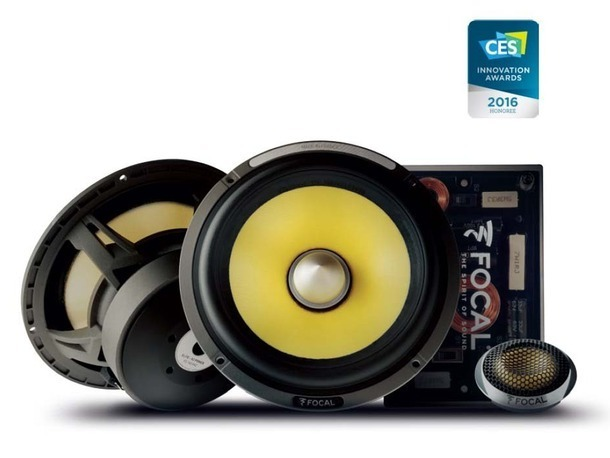 [Speaker switching recommendation] Listen to separate 2-way systems ES 165 KX2 high-grade speakers FOCAL K2 Power 16.5 cm