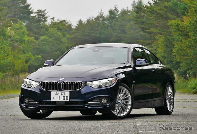 430i with BMW Coupe