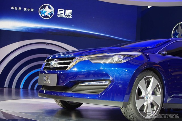 Dongfeng Nissan ヴェヌーシア concept car (the reference image)