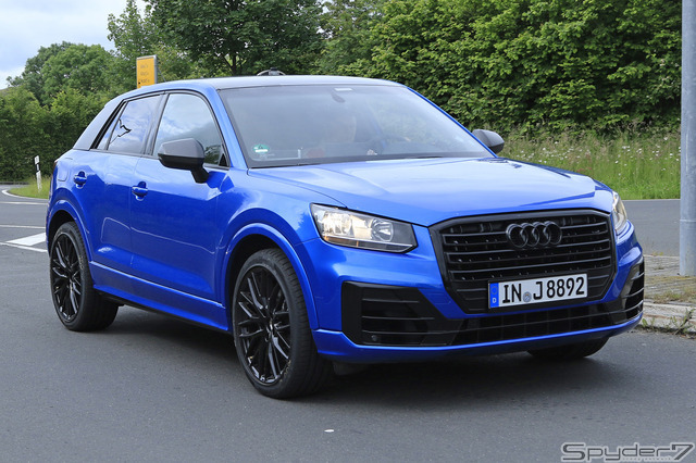 Audi scoop SQ2