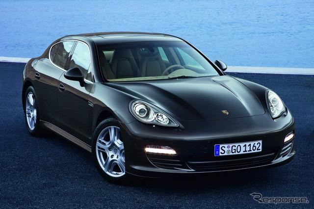 Current Porsche Panamera