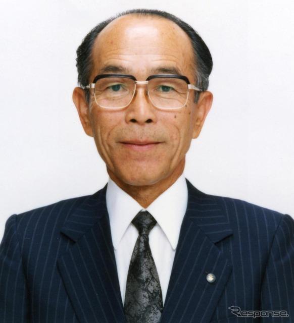 Previous Suzuki president Seiichi Inagawa