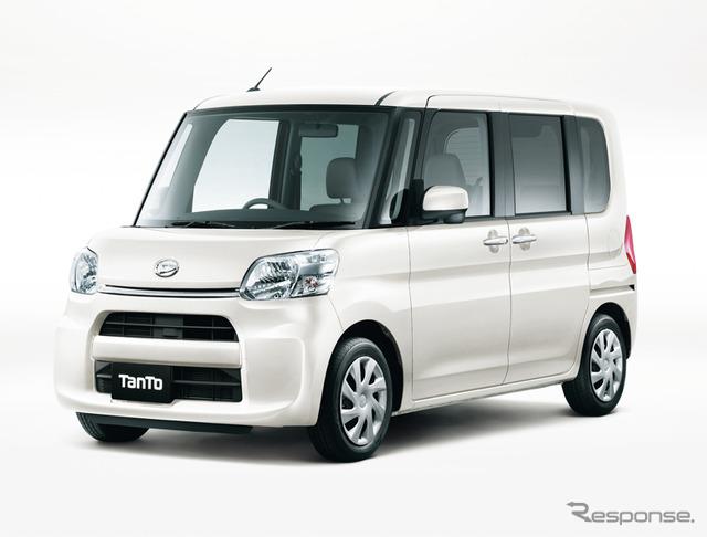 Daihatsu tanto