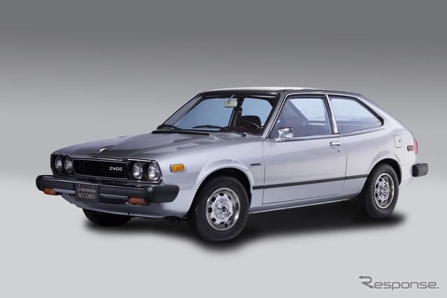 The original Honda Accord (1976)