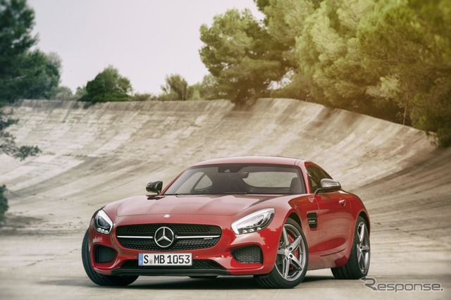 Mercedes - AMG GT