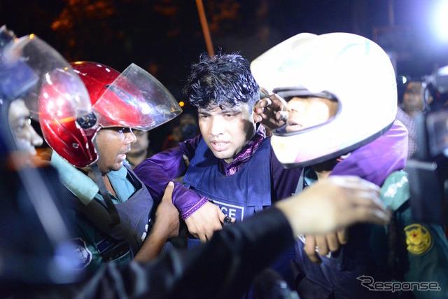 Terrorist incidents in Bangladesh