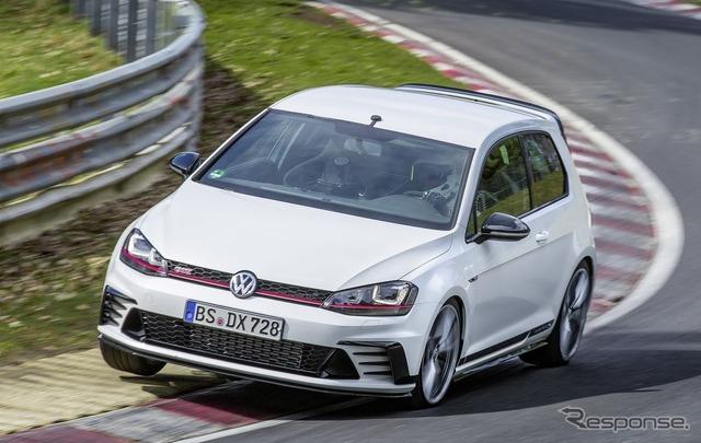 Volkswagen Golf GTI Club Sport S