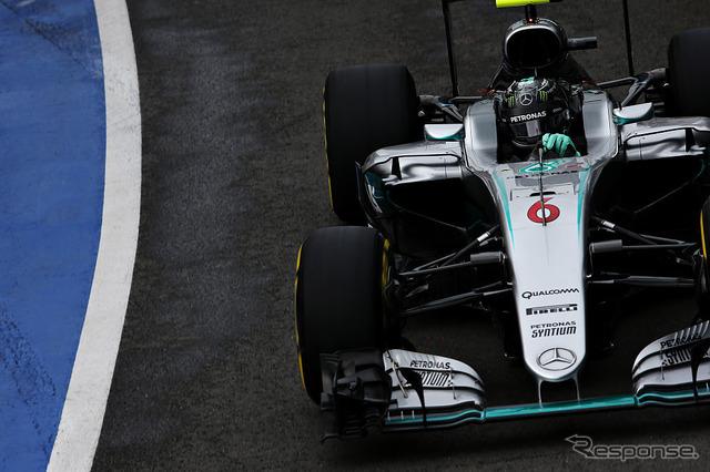 2016F1 British GP qualifying