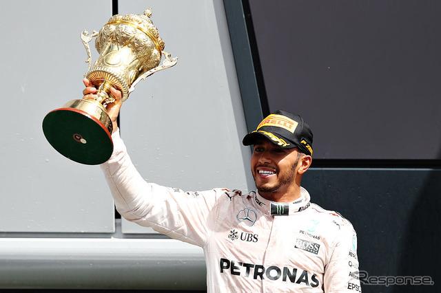 2016F1 British GP-race