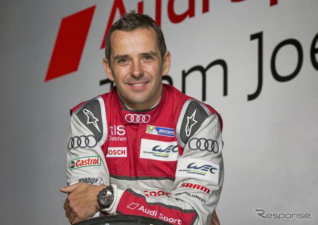 # 7 Audi Benoit treluyer