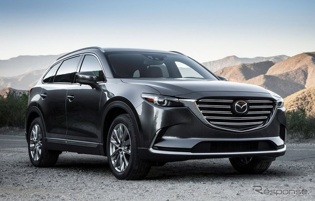 Mazda's all-new CX-9