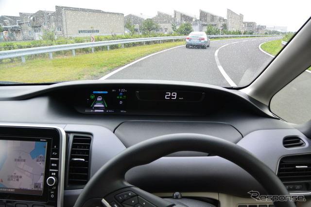 Nissan Motor Pro pilot presentation