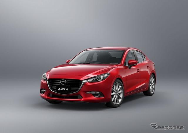 Mazda Axela hybrid HYBRID-S L package