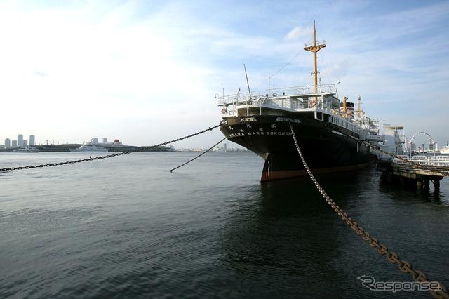 Port of Yokohama (the reference image)
