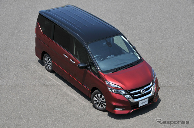 Nissan's all-new Serena Highway Star
